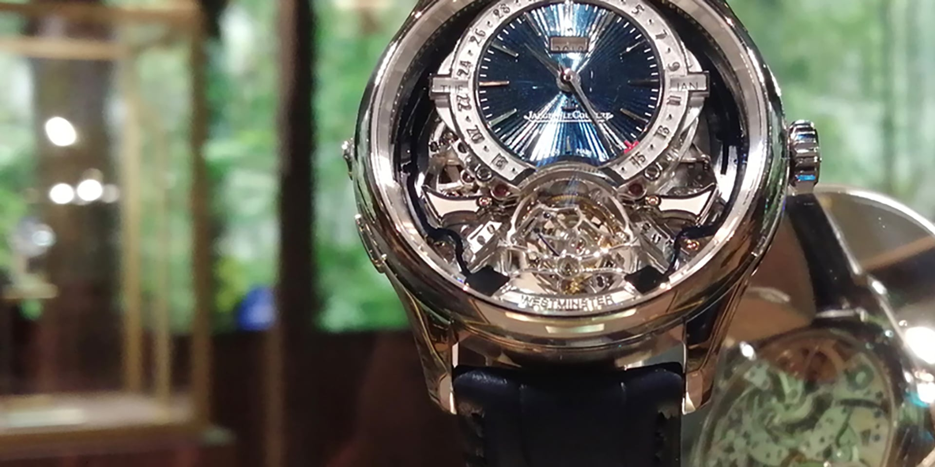 Jaeger-LeCoultre SIHH 2019 - Joux Valley