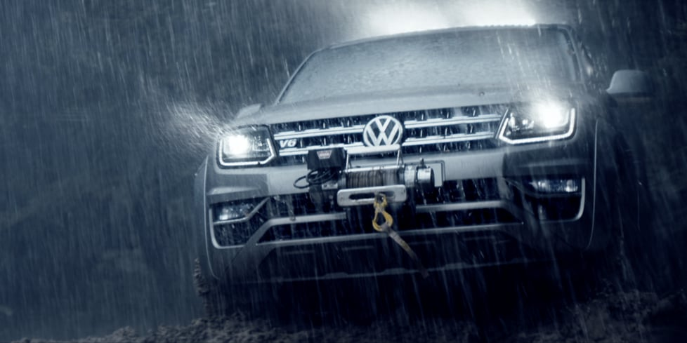 Volkswagen - Tough is not Enough